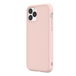Чехол-накладка RhinoShield SolidSuit бледно-розовый для Apple iPhone 11 Pro