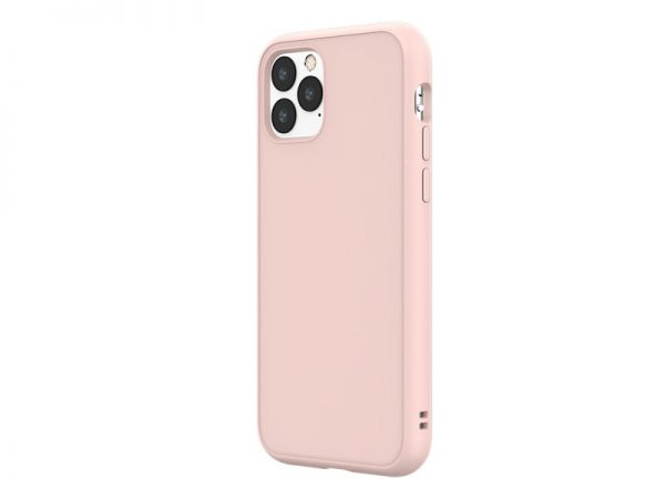 Чехол RhinoShield SolidSuit бледно-розовый для Apple iPhone 11 Pro