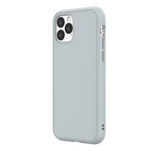 Чехол-накладка RhinoShield SolidSuit серый для Apple iPhone 11 Pro
