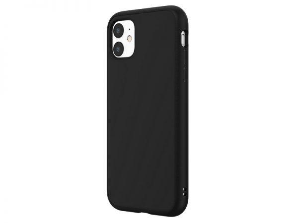 Чехол-накладка RhinoShield  черный для Apple iPhone 11 с защитой от падений с 3.5 м