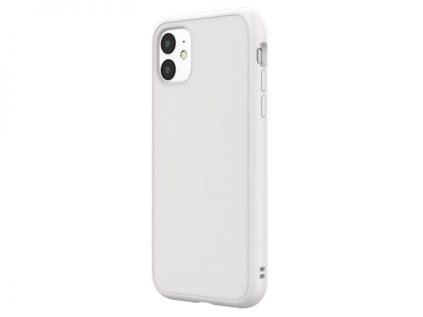 Чехол-накладка RhinoShield SolidSuit белый для Apple iPhone 11