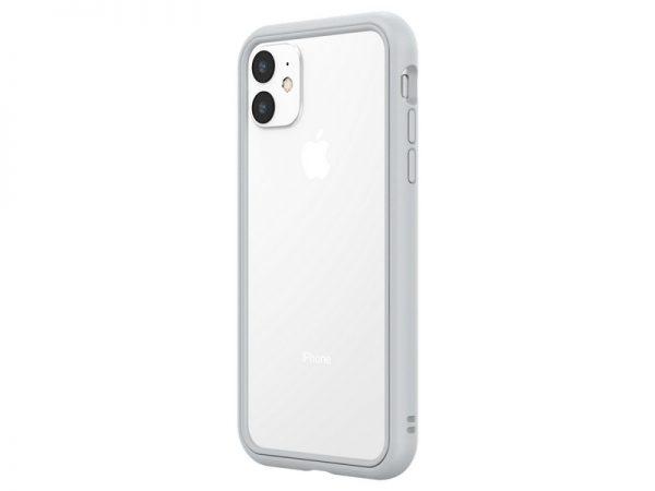 Чехол-бампер RhinoShield CrashGuard NX серый для Apple iPhone 11 Pro Max