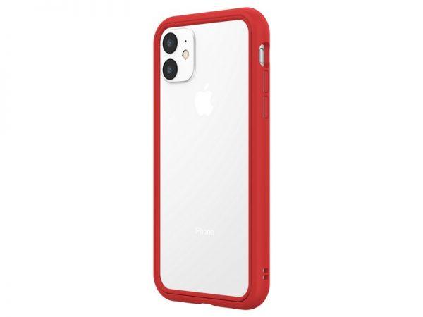 Бампер RhinoShield CrashGuard NX красный для Apple iPhone 11/XR