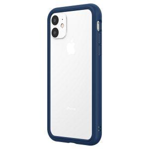 Чехол-бампер RhinoShield CrashGuard NX синий для Apple iPhone 11/XR