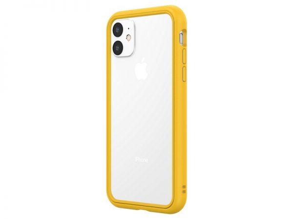 Чехол-бампер RhinoShield CrashGuard NX желтый для Apple iPhone 11/XR