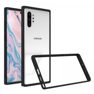 Бампер RhinoShield CrashGuard черный для Samsung Galaxy Note 10+