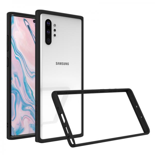 Чехол-бампер RhinoShield CrashGuard черный для Samsung Galaxy Note 10+