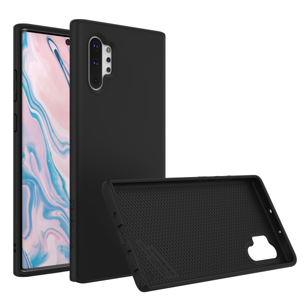 Чехол RhinoShield SolidSuit черный для Samsung Galaxy Note 10+