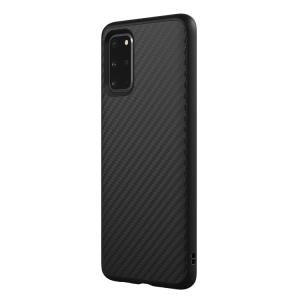 Чехол-накладка RhinoShield SolidSuit черный для Samsung Galaxy S20+