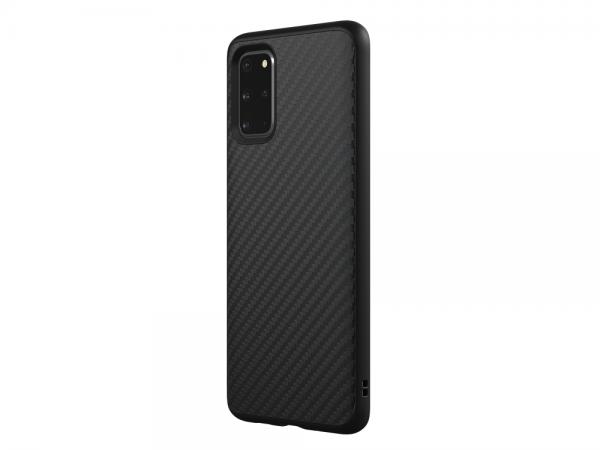 Чехол RhinoShield SolidSuit черный для Samsung Galaxy S20+
