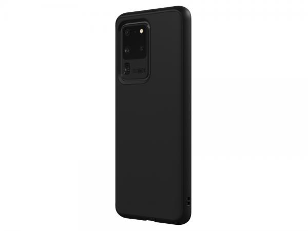 Чехол-накладка RhinoShield SolidSuit черный для Samsung Galaxy S20 Ultra