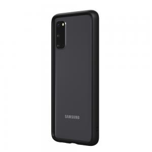 Бампер RhinoShield CrashGuard черный для Samsung Galaxy S20