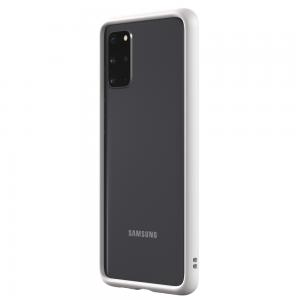 Чехол-бампер RhinoShield CrashGuard белый для Samsung Galaxy S20+