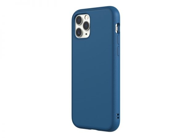 Чехол RhinoShield SolidSuit синий для Apple iPhone 11 Pro