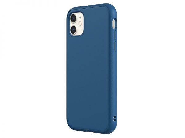 Чехол-накладка RhinoShield SolidSuit синий для Apple iPhone 11