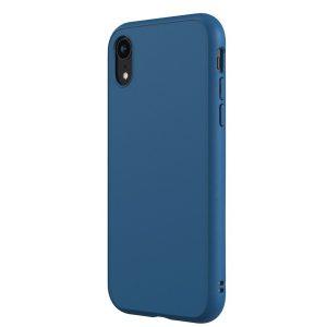 Чехол RhinoShield SolidSuit синий для Apple iPhone Xr