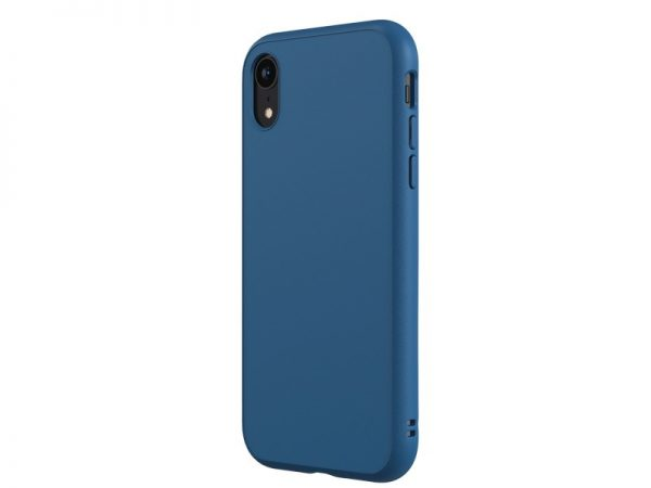 Чехол-накладка RhinoShield SolidSuit синий для Apple iPhone Xr