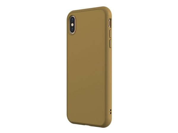 Чехол-накладка RhinoShield SolidSuit синий для Apple iPhone Xs Max