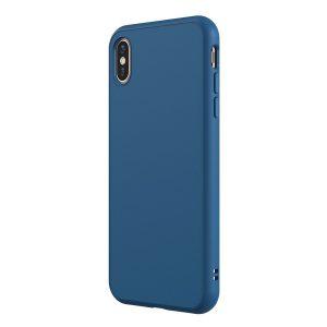 Чехол RhinoShield SolidSuit синий для Apple iPhone Xs Max
