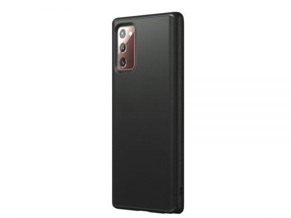 Чехол RhinoShield SolidSuit черный для Samsung Galaxy Note 20