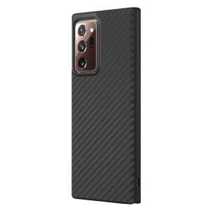 Чехол-накладка RhinoShield SolidSuit черный карбон для Samsung Galaxy Note 20 Ultra