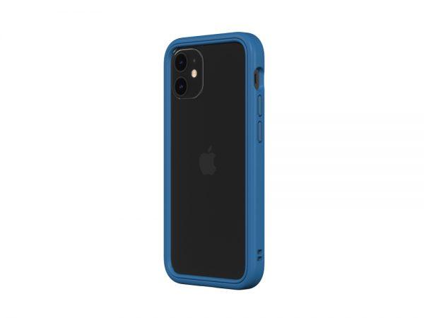 Чехол-бампер RhinoShield CrashGuard NX синий для Apple iPhone 12 mini