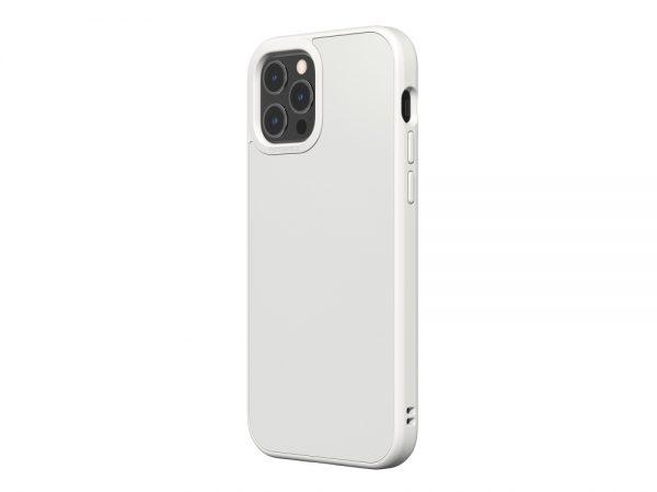 Чехол-накладка RhinoShield SolidSuit белый для Apple iPhone 12 Pro