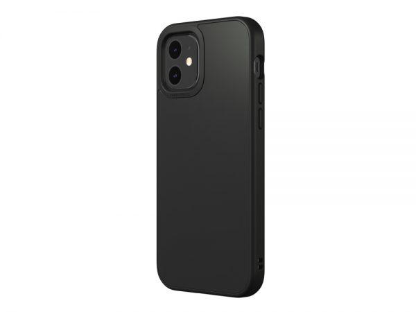 Чехол-накладка RhinoShield SolidSuit черный для Apple iPhone 12/12 Pro