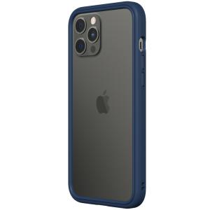 Чехол-бампер RhinoShield CrashGuard NX темно-синий для Apple iPhone 12 Pro Max