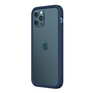 Чехол-бампер RhinoShield CrashGuard NX темно-синий для Apple iPhone 12/12 Pro