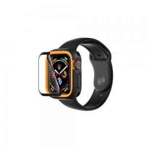 Защитная 3d пленка RhinoShield для часов Apple Watch 44 мм 4/5/6/se