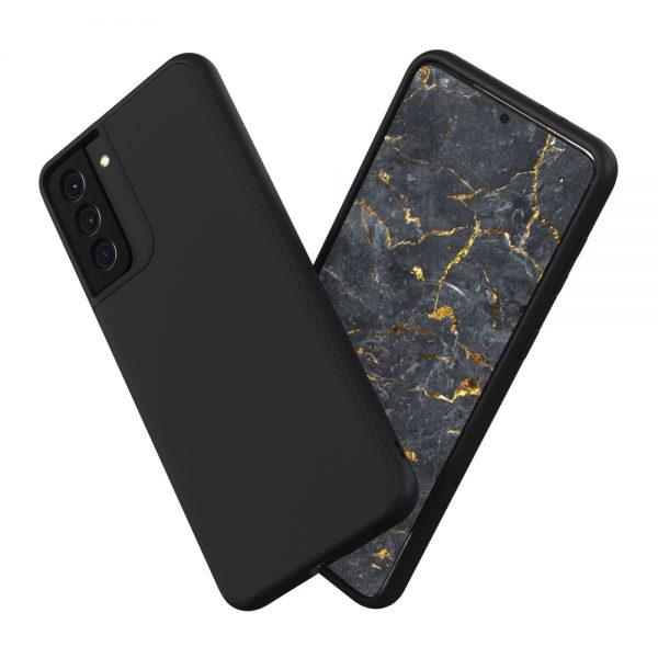 Чехол-накладка RhinoShield SolidSuit черный для Samsung Galaxy S21+