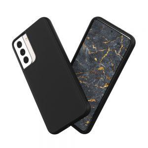 Чехол-накладка RhinoShield SolidSuit черный для Samsung Galaxy S21