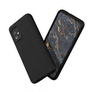 Чехол-накладка RhinoShield SolidSuit черный для Asus Zenfone 8