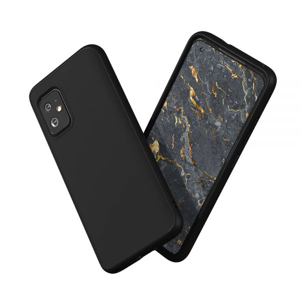 Чехол-накладка RhinoShield  черный для Asus Zenfone 8 с защитой от падений с 3.5 м