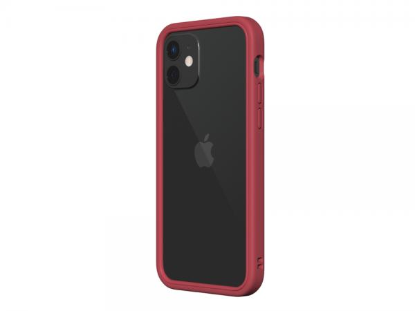 Чехол-бампер RhinoShield бежевый для Apple iPhone 12 mini с защитой от падений с 3.5 м