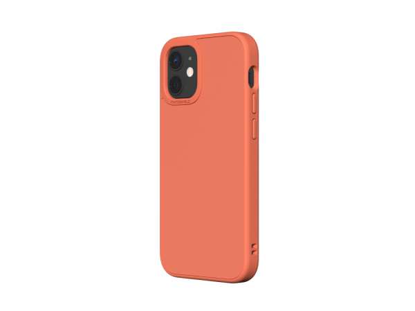 Чехол-накладка RhinoShield бежевый для Apple iPhone 12 mini с защитой от падений с 3.5 м
