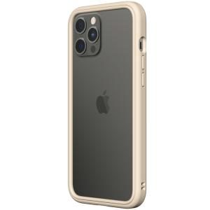 Чехол-бампер RhinoShield бежевый для Apple iPhone 12 Pro Max с защитой от падений с 3.5 м