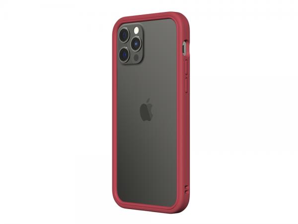 Чехол-бампер RhinoShield бежевый для Apple iPhone 12/12 Pro с защитой от падений с 3.5 м
