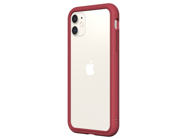 Чехол-бампер RhinoShield  бежевый для Apple iPhone 11/XR с защитой от падений с 3.5 м
